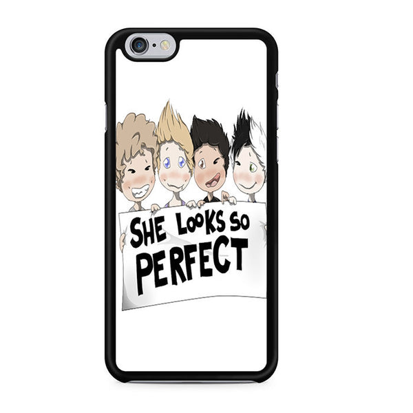 5 Seconds Of Summer Fan Art For Iphone 6 Iphone 6S Case