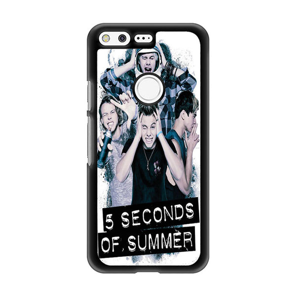 5 Seconds Of Summer Headache Official Poster For GOOGLE PIXEL