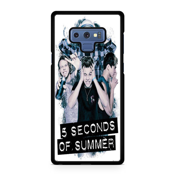 5 Seconds Of Summer Headache Official Poster For Samsung Galaxy Note 9