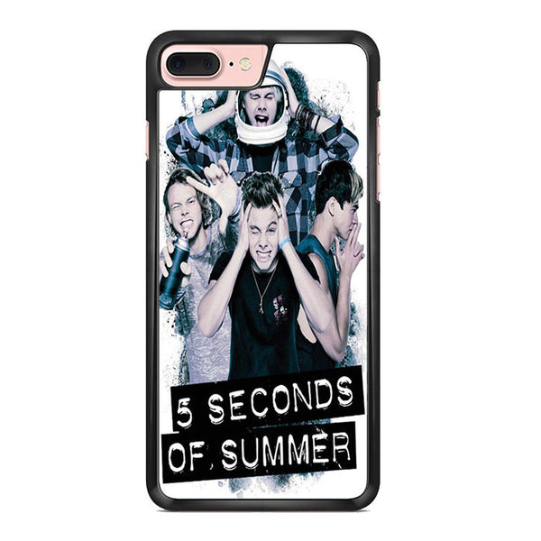 5 Seconds Of Summer Headache Official Poster For Iphone 7 Plus Case