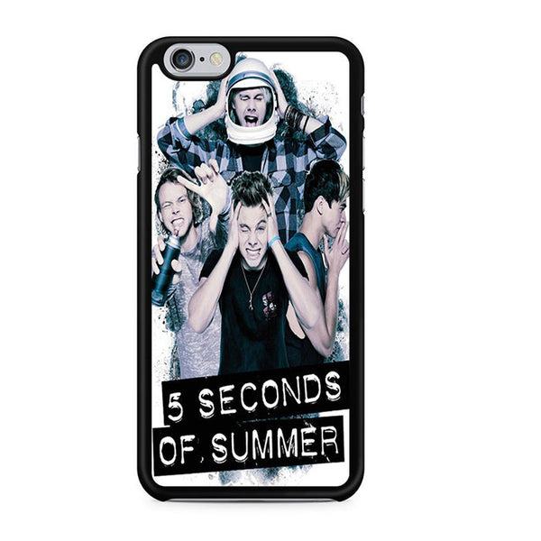 5 Seconds Of Summer Headache Official Poster For Iphone 6 Iphone 6S Case
