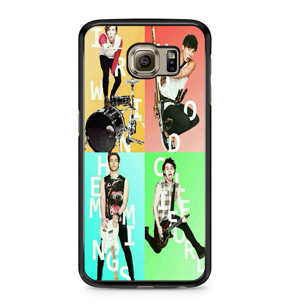 5sos Member For Samsung Galaxy S6 Case