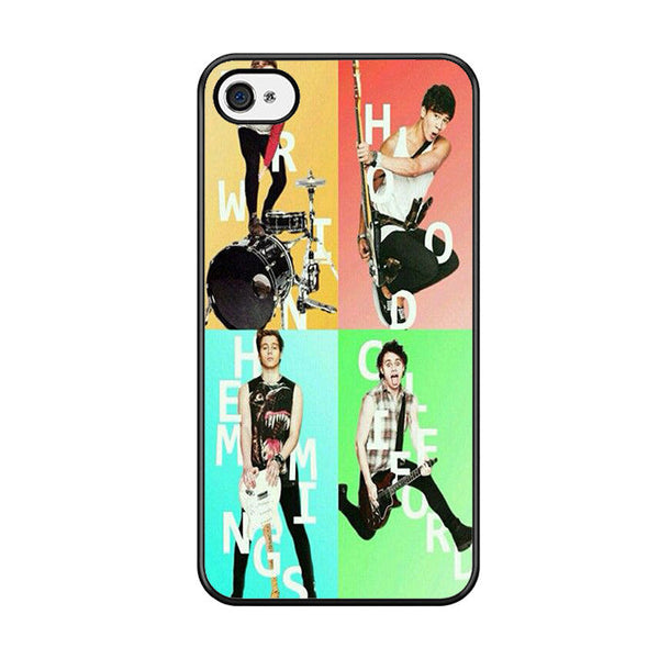 5sos Member For Iphone 5 Iphone 5S Iphone SE Case