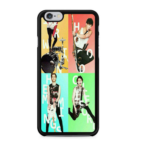 5sos Member For Iphone 6 Iphone 6S Case