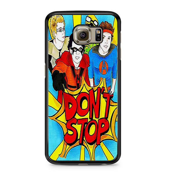 5sos Don T Stop For Samsung Galaxy S6 Case