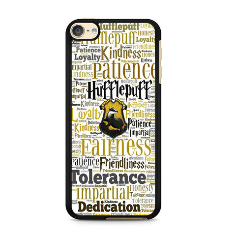 Harry Potter Hufflepuff For Ipod Touch 6 Case