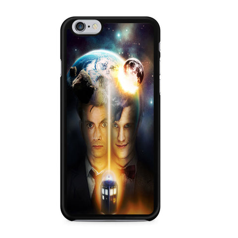 10th And 11th Doctor Who For Iphone 6 Iphone 6S Case