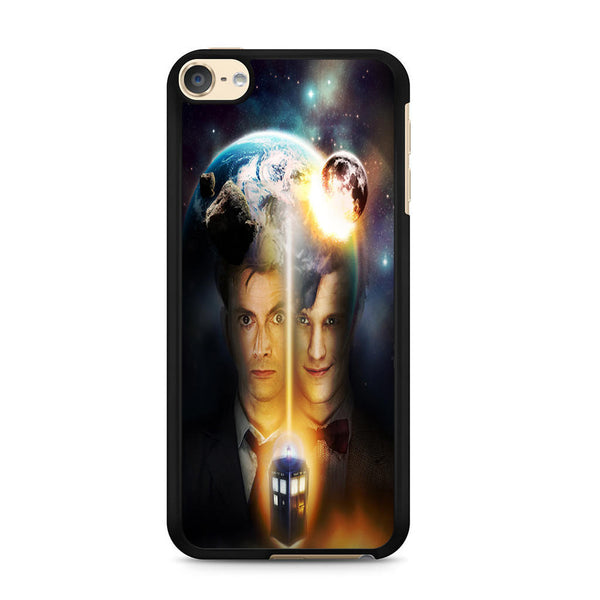 10th And 11th Doctor Who For Ipod Touch 6 Case
