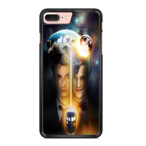 10th And 11th Doctor Who For Iphone 7 Plus Case
