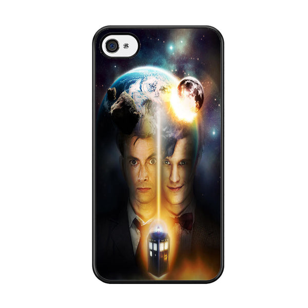 10th And 11th Doctor Who For Iphone 5 Iphone 5S Iphone SE Case