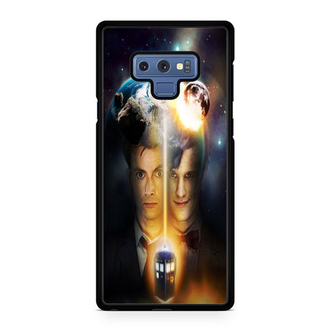 10th And 11th Doctor Who For Samsung Galaxy Note 9