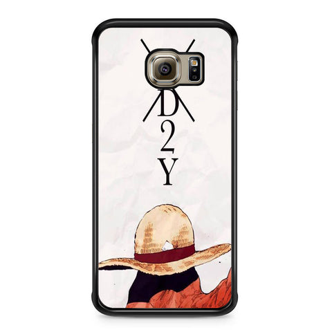 3D2Y One Piece For Samsung Galaxy S6 Edge Case