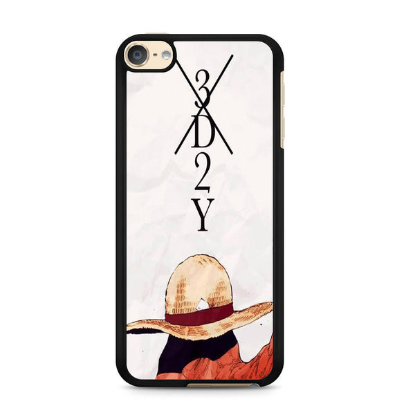 3D2Y One Piece For Ipod Touch 6 Case