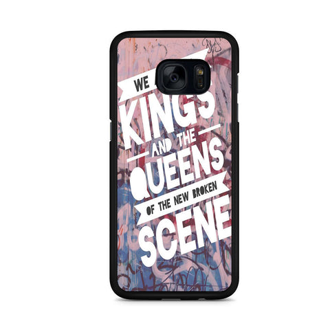 5 Seconds Of Summer She Kinda Hot For Samsung Galaxy S7 Edge Case