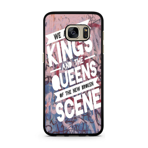5 Seconds Of Summer She Kinda Hot For Samsung Galaxy S7 Case