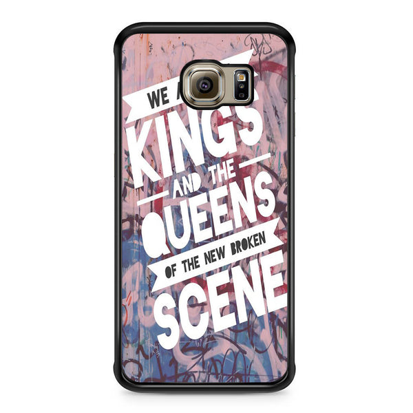 5 Seconds Of Summer She Kinda Hot For Samsung Galaxy S6 Edge Case