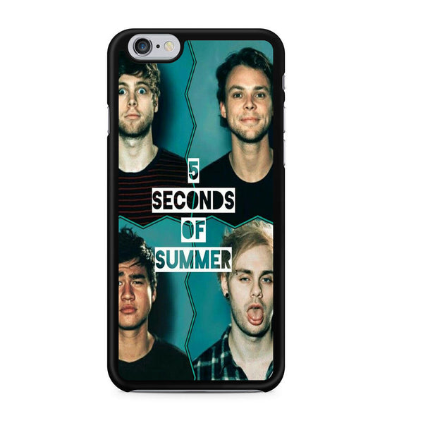 5 Seconds Of Summer For Iphone 6 Iphone 6S Case