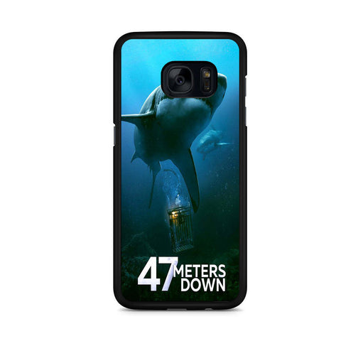 47 Meters Down 2017 Movie For Samsung Galaxy S7 Edge Case