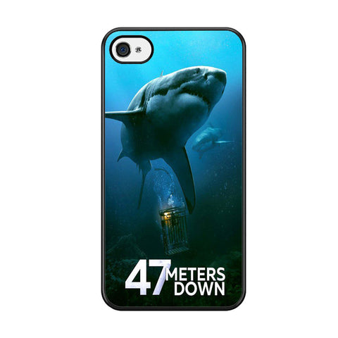 47 Meters Down 2017 Movie For Iphone 5 Iphone 5S Iphone SE Case