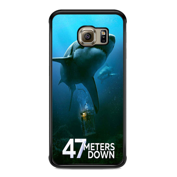 47 Meters Down 2017 Movie For Samsung Galaxy S6 Edge Plus Case