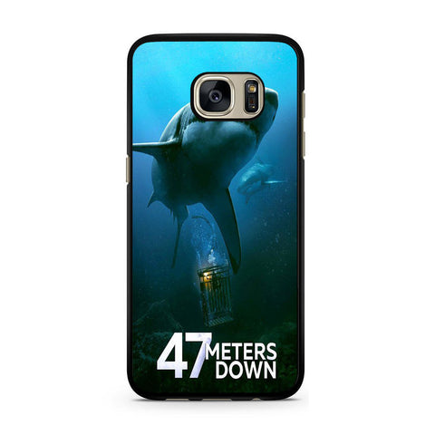 47 Meters Down 2017 Movie For Samsung Galaxy S7 Case