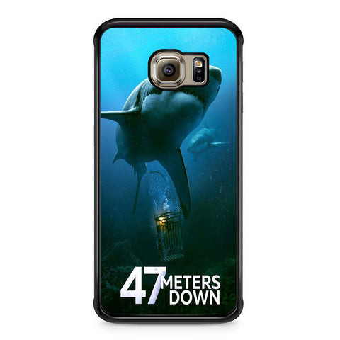47 Meters Down 2017 Movie For Samsung Galaxy S6 Edge Case
