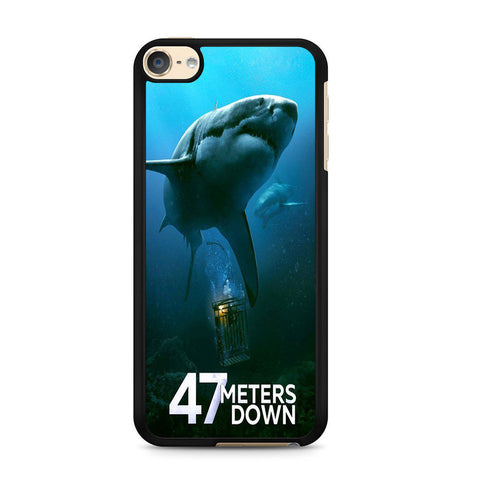 47 Meters Down 2017 Movie For Ipod Touch 6 Case