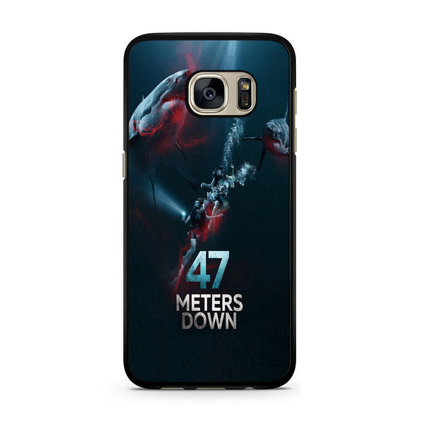 47 Meters Down For Samsung Galaxy S7 Case