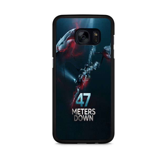 47 Meters Down For Samsung Galaxy S7 Edge Case