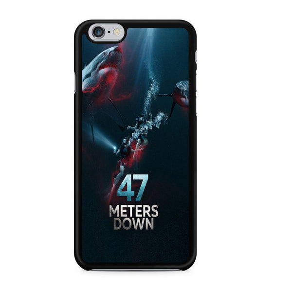 47 Meters Down For Iphone 6 Iphone 6S Case