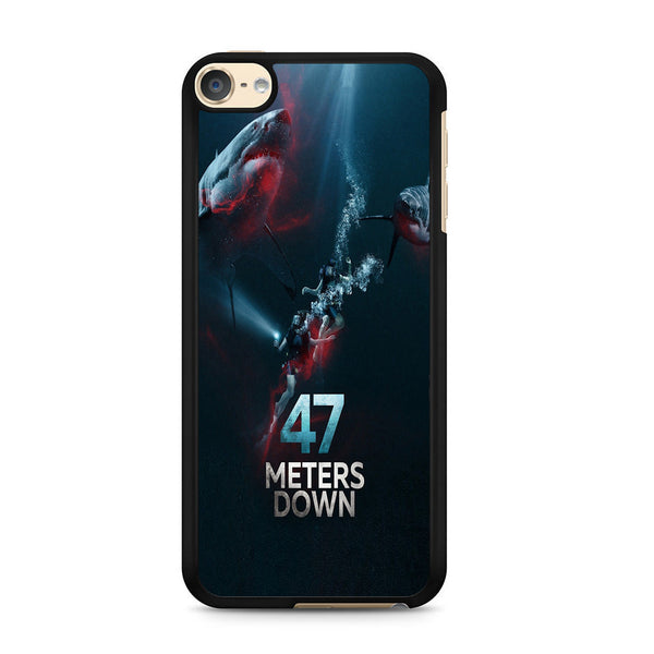 47 Meters Down For Ipod Touch 6 Case