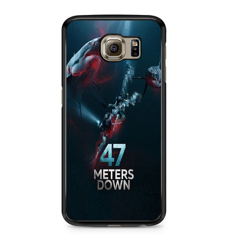 47 Meters Down For Samsung Galaxy S6 Case