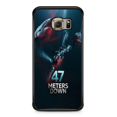 47 Meters Down For Samsung Galaxy S6 Edge Case