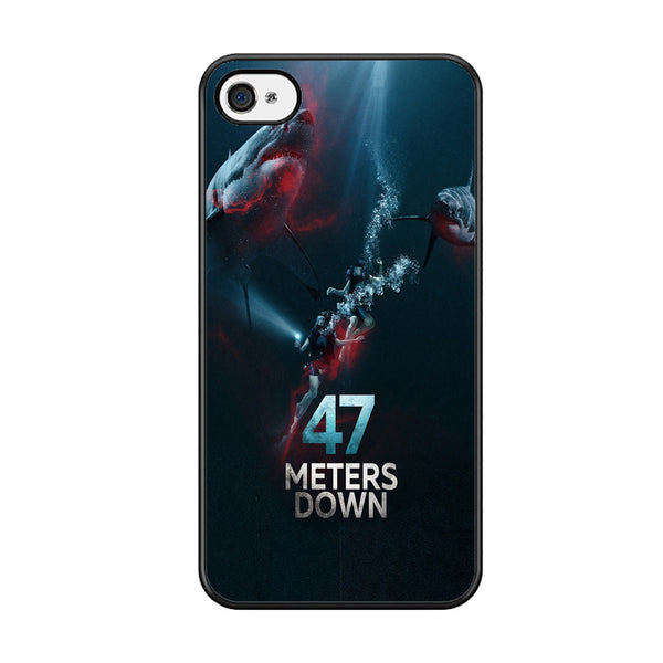 47 Meters Down For Iphone 5 Iphone 5S Iphone SE Case