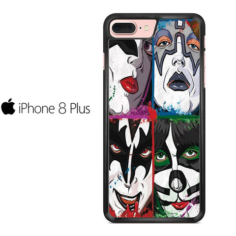 Kiss Band For Iphone 8 Plus