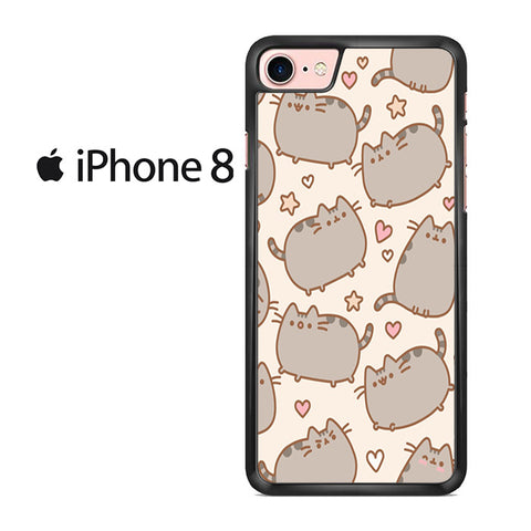 Pusheen The Cat Ultimate College For Iphone 8