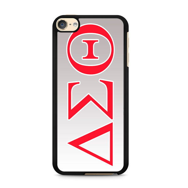 Delta Sigma Theta Sorority Symbol For Ipod Touch 6 Case Maydistore