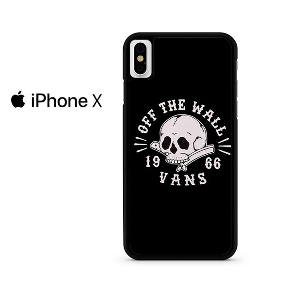 7f97f50e22f465 Vans Off The Wall 1966 Logo For Iphone X