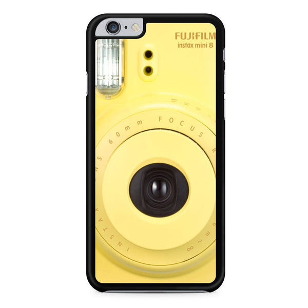 buy popular a5550 f35a6 Fujifilm Instax Mini 8 Yellow Camera For Iphone 6 Plus Iphone 6S Plus Case