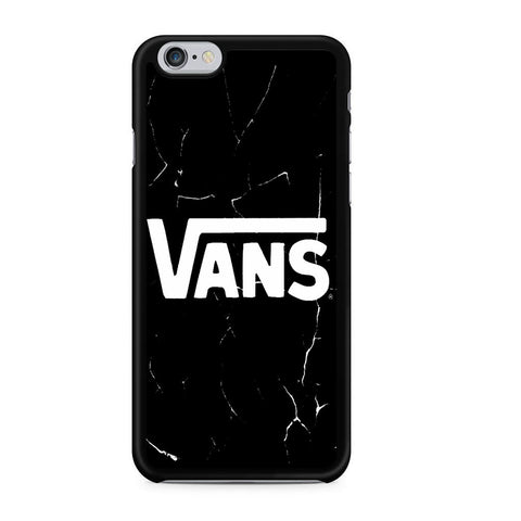 Vans Black Logo For Iphone 6 Iphone 6S Case