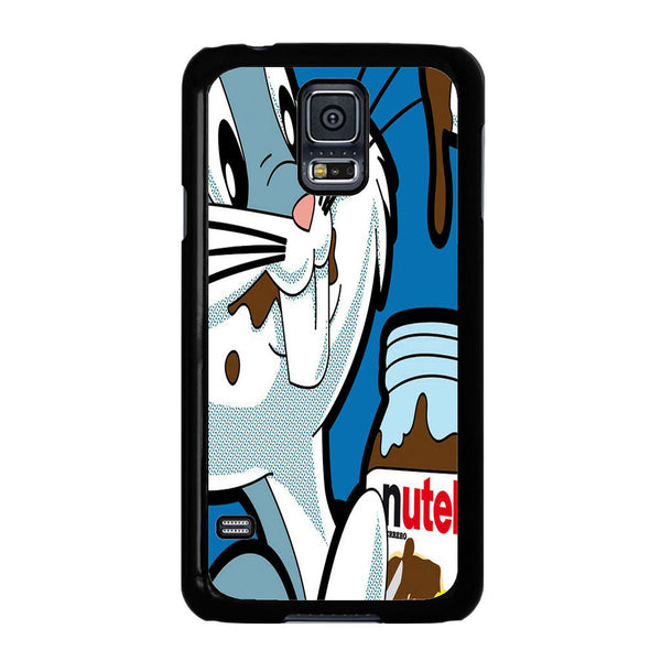san francisco 60f0e 60b24 Bugs Bunny Nutella For Samsung Galaxy S5 Case