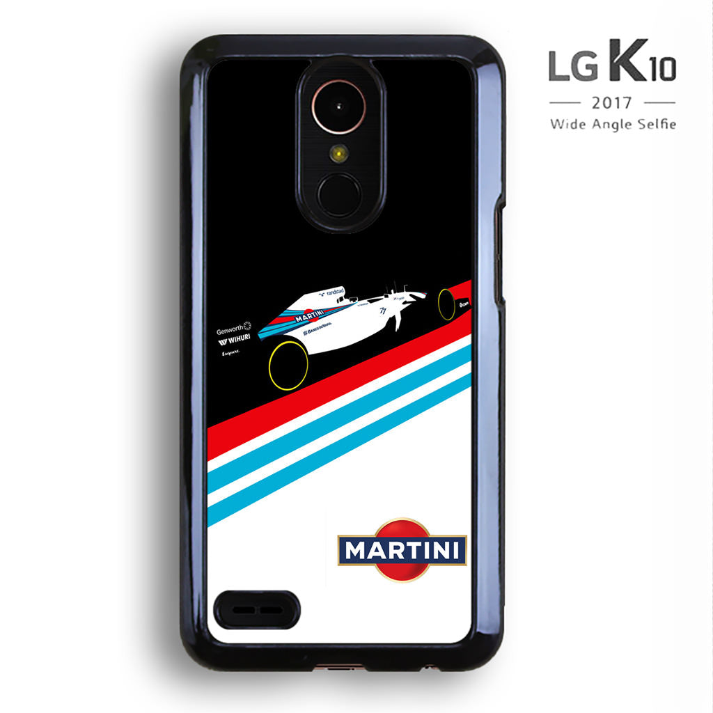 Williams Martini Racing 2 iphone case
