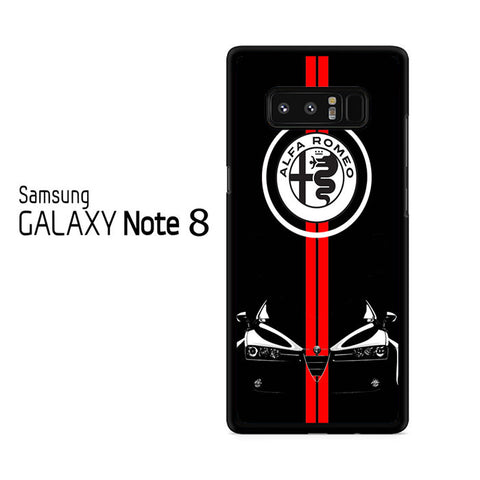 Alfa Romeo Car Vector For Galaxy Note 8