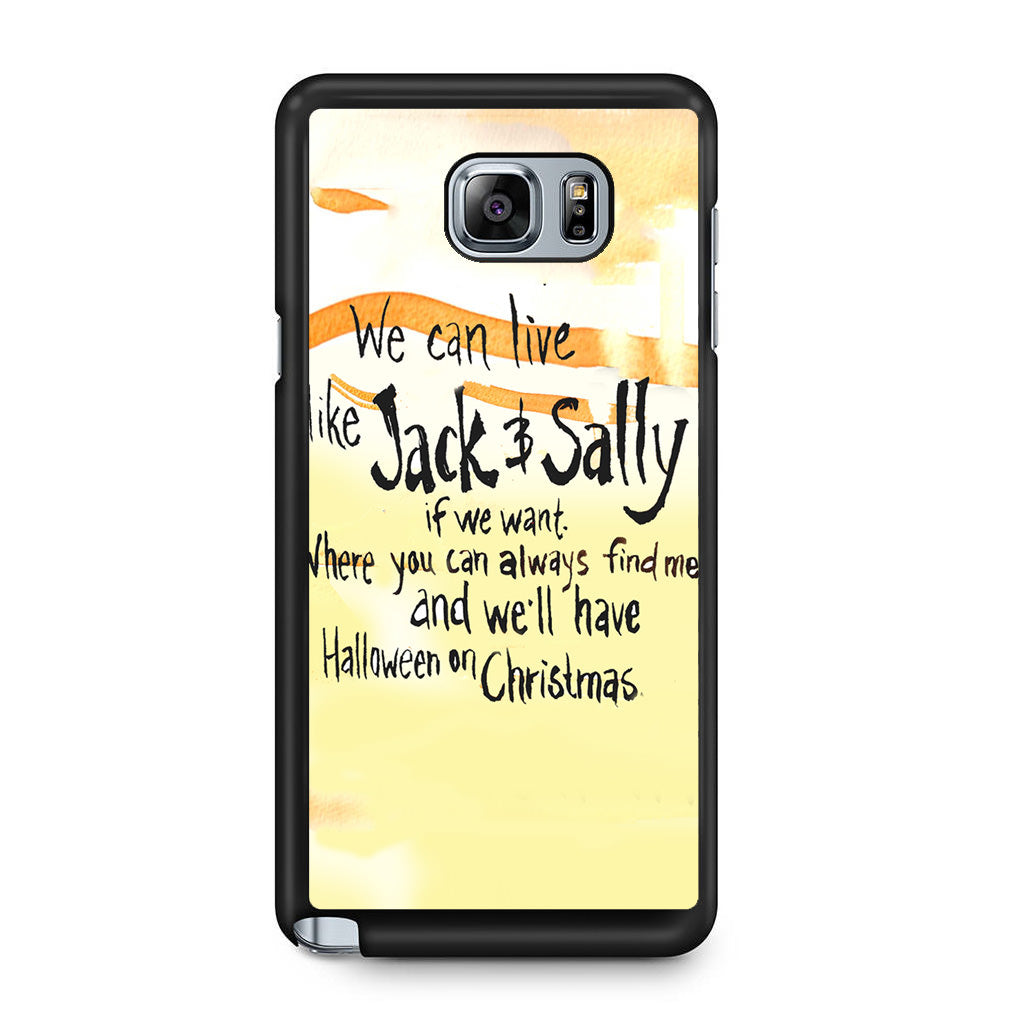 The Nightmare Before Christmas I Miss You Quotes For Samsung Galaxy ...