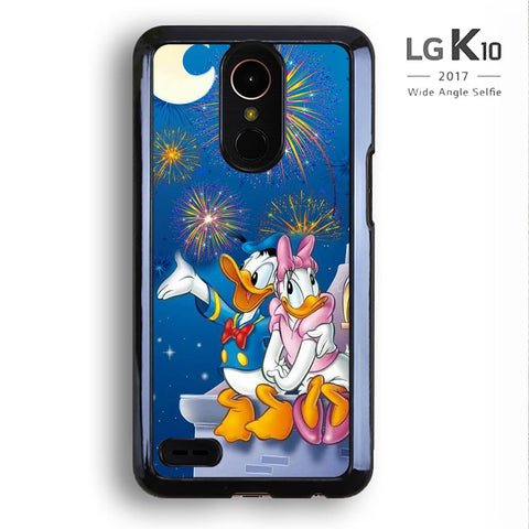 Donald Duck And Daisy Duck Disney For LG K10 Case