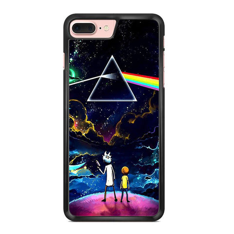 Rick And Morty Pink Floyd For Iphone 7 Plus Case