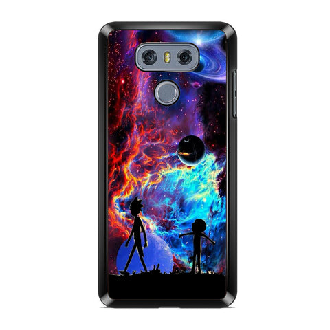 Rick And Morty Nebula For LG G6 Case