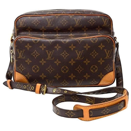 Louis Vuitton Monogram Canvas Nil Crossbody Bag