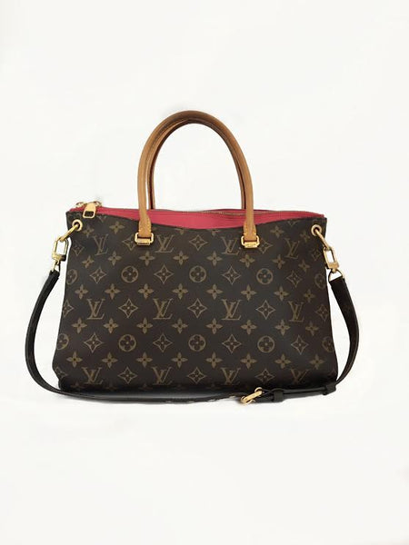 Louis Vuitton Monogram Canvas Delilah Pallas Bag
