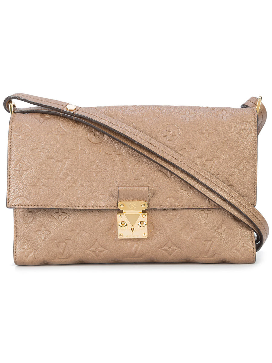 Louis Vuitton Bronze Monogram Empreinte Fascinante Convertible Bag